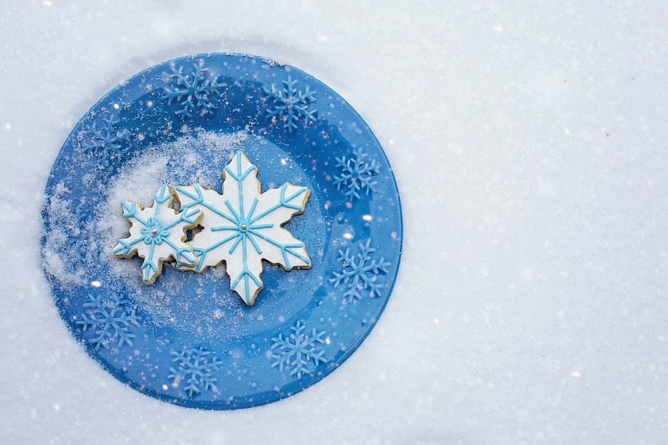 Winter on a plate