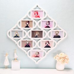 Chinese knot photo frame
